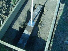 The M Horseshoe Company - How to Build a Horseshoe Pit