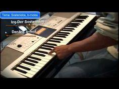 Como aprender a tocar -Teclado facil - de una vez por todas - para principiantes - lección #1 - YouTube