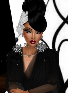 """Shine Bright"" Captured Inside IMVU - Join the Fun!"