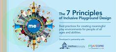 Inclusive Playground Design Best Practices