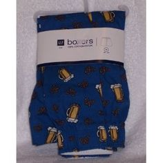Gap Boxers Underwear Boxer 100% Cotton Blue Beer Mug and Pretzel Motif (Apparel)  http://balanceddiet.me.uk/lushstuff.php?p=B005MQWOKG  B005MQWOKG