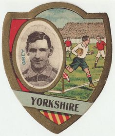 Rugby Poster, Irish Rugby, Rugby Sport, Team Games, Rugby League, Athletics, Yorkshire, Framed Art, Badge