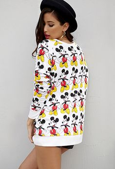 mickey mouse x forever 21