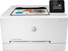 HP - LaserJet Pro M254dw Wireless Color Laser Printer