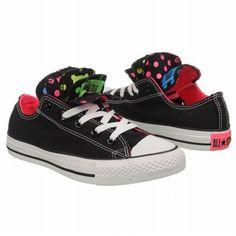 colorlicious. Multi Tongue Black/Neon Multi FamousFootwear.com