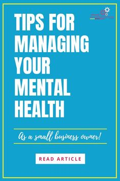 It was Mental Health Awareness Day this week. It might now be ok to not be ok, but as a small business owner it probably isn't. Unless you have a plan. Opening A Small Business, Small Business Marketing, Marketing Plan, Mental Health Awareness Day, Business Ethics, Emotional Intelligence, Getting Things Done, Action, Small Businesses