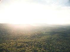 Bright Sunset in Northwest Arkansas. www.ozarkdrones.com #drone #arkansas #ozarks