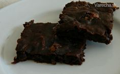 Brownies zdravšie