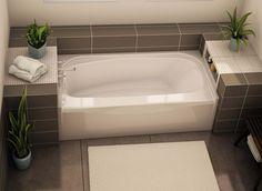 Bathtub Reglazing from Cutting Edge Refinishing #bathtub #reglazing