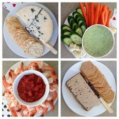 cream cheese appetizers from humble to haute | cream cheeses