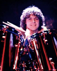 Rick Allen - as Def Leppard's drummer, he is absolutely amazing!
