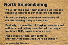 Life quote picture by Soren Lauritzen: Things worth remembering. Sand pattern.