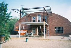 Mississippi steel home finished with a #brick façade and a custom pine interior