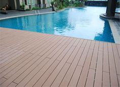 Nonskid Economical Wpc Decking Material ------  is usually used wood fiber, after cutting to show different styles of natural wood grain, it has a unique color, pattern, texture, color, nice, smooth surface, have widely option.