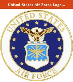 United States Air Force Logo Medal Pin Military Commemorative Collectibles, Patriotic Gifts for Veterans. Dedicated to every soldier in the United States Air Force and their families for protecting and serving our great nation. A true momento to wear or carry. A perfect gift for that special soldier in your life!.