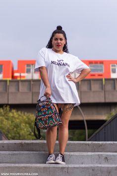 Curvy blogger mexicana (y orgullosa de serlo) - Yo curvilínea Soy Arhe Molina, curvy blogger mexicana orgullosa de ser una mujer latina. Amo mi piel morena y mi cabello rizado… Y ahora sé que no todos los caballeros las prefieren rubias.