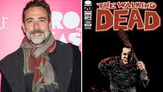 'Walking Dead' Casts Major Comics Villain Negan- Spoilers