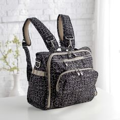 Have to have it. Ju Ju Be BFF Diaper Bag - Licorice Twirl $164.99