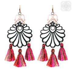 earrings Moulin Rouge http://www.mellblue.com/ #earrings #jewelery