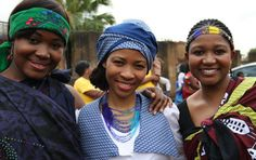 The Tswana people of South Africa practice polygamy. (Photo/Wikipedia) Catholic Polygamy in Africa South African Tribes, West African Countries, African Americans, Cultural Dance, Jacob Zuma, Pan Africanism, Family Issues, African Beauty, African Fashion