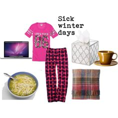 A fashion look from December 2010 featuring Victoria's Secret t-shirts and Victoria's Secret pajamas. Browse and shop related looks.