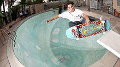 """Skate In Stripes! Jack Fardell's """"adidas Skateboarding Intro"""""""