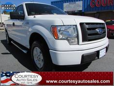 2011 FORD F-150 -- VERY CLEAN And WELL MAINTAINED 1-OWNER!! -- TOOL-BOX! -- Clean CAR-FAX! -- Price INCLUDES A 3 MONTH/3,000 Mile WARRANTY! -- CALL TODAY! * 757-424-6404 * FINANCING AVAILABLE! -- Courtesy Auto Sales SPECIALIZES In Providing You With The BEST PRICE On A USED CAR, TRUCK or SUV! -- Get APPROVED TODAY @ courtesyautosales.com * Proudly Serving Your USED CAR NEEDS In Chesapeake, Virginia Beach, Norfolk, Portsmouth, Suffolk, Hampton Roads, Richmond, And ALL Of Virginia SINCE 1976!