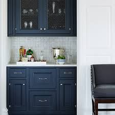 Blue Kitchen Cupboard Doors