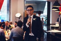 The Role of the Master of Ceremonies | The Wedding Community