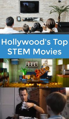 Here is a list of movies with STEM themes. Although specific activities are not included in this post, teachers could easily come up with fun learning activities related to each movie. Science Classroom, Teaching Science, Classroom Ideas, Educational Robots, Educational Technology, Engage In Learning, Fun Learning, Inspirational Movies, Stem Steam