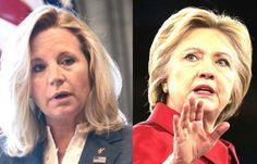BOOM: Liz Cheney endorses Trump, LEVELS Hillary with just one word... - Allen B. West - AllenBWest.com