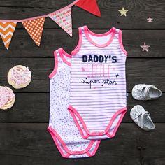 Daddy's little super star