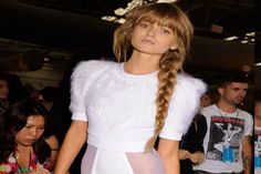 Braid Hairstyles for Spring/Summer 2012