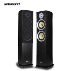 Nobsound Wood Floor-Standing Speakers HiFi Column Sound inch speaker Home Professional speakers Floor Standing Speakers, Audio, Apple Tv, Music Videos, Remote, Gifts Uk, Concert Photography, Hiphop, Ears