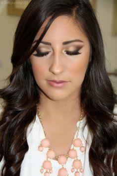 Get the look: Inglot eyeshadows