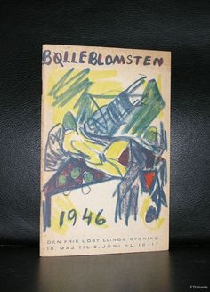 Denmark, Nielsen a.o. # BOLLEBLOMSTEN # 1946, nm