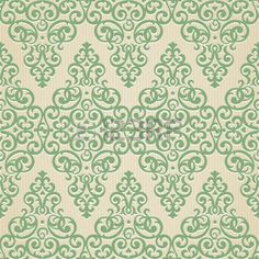 Green filigree  | 32273497-vector-seamless-pattern-in-victorian-style-element-for-design-ornamental-backdrop-light-lace-backgro.jpg (350×350)