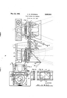Patent US3035501 - View finders for cameras - Google Patents