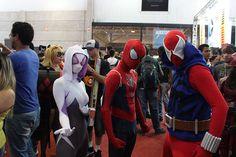 Cosplayers marcam presença na CCXP e participam de campeonato - UNIVERSO HQ