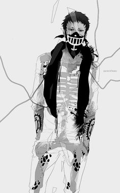Trafalgar Law | One Piece #manga