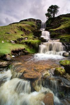 Cray, four tier waterfall. Landscape Photography, Nature Photography, Night Photography, Landscape Photos, Yorkshire Dales, North Yorkshire, Cool Pictures, Beautiful Pictures, England