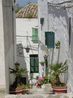 Ostuni, Puglia: La Città Bianca