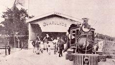 Estação Ferroviária Guarulhos -