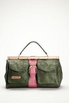 La Gioe di Toscana Vera Handbag | So cute! Would love a vegan version.