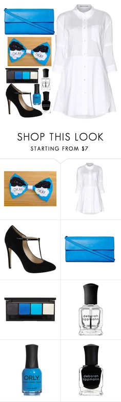 """The fault in our stars ♡♡"" by dipske ❤ liked on Polyvore featuring Acne Studios, Street Level, Topshop, Deborah Lippmann and ORLY"