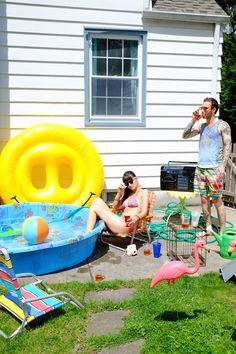 Splendid Summer Party Essentials Tags Wonderful Backyard