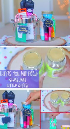 Makeup Care Package | Click Pic for 24 DIY Christmas Gifts for Teen Girls | Easy Christmas Gifts for Teen Girls