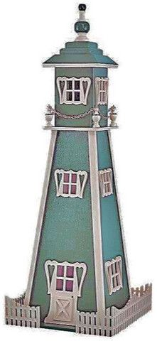Lighthouse Building Plans lawn lighthouse woodworking plans