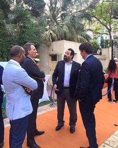 Pic of the day : Captain Magdy Abdel Ghani discussing with Ambassador Gerard Steeghs the goal he scored against the Netherlands in the 1990 World Cup! :) #ELMENS  #politics #politicsasusual #politicssuck #trump #hillaryclinton #feelthebern #donaldtrump #berniesanders #republican #repost #lmao #funny #election2016 #conservative #usa #truth #thc #lol #hillary #highlife #democrat #trump2016 #tedcruz #teamearly #surrealism #philly #obama #jokes #instagood