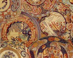 Vintage Fabric: Imari China